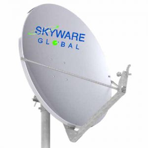 Skyware Type 121: 1.2m Standard Rx/Tx Ka-Band SFL Antenna