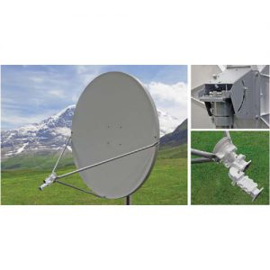 Skyware Type 122: 1.2m Rx/Tx Class I Antenna System