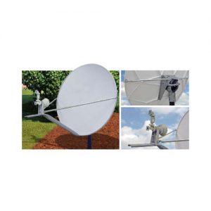 Skyware Type 123 Class II / 1.2m KU-Band Offset Antenna