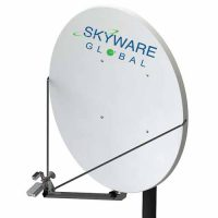 Skyware Type 188: 1.8m Rx/Tx C & Ku-Band High Wind Antenna