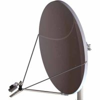 Skyware Type 185: 1.8m Rx/Tx Standard Ku-Band SFL Class III Antenna with Mode Matched Feed